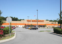 Suburban Plaza: The Home Depot