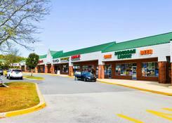 Suburban Plaza: