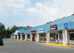 Milltown Shopping Center: