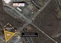 3.66 Acre Newark, DE Parcel For Development:
